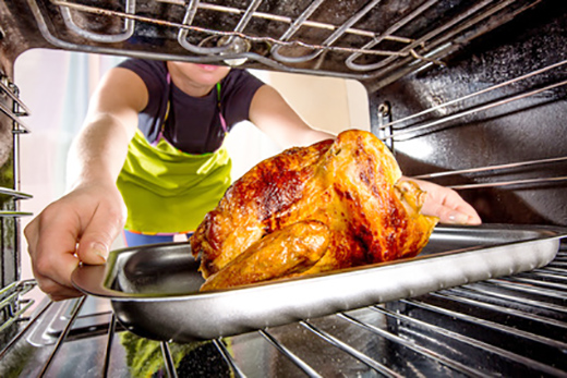 Reheating Insructions for smoked turkey